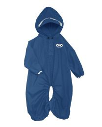 Rainette childseat raincoat - Blue