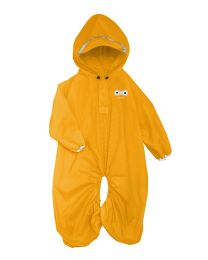 Rainette childseat raincoat - Yellow