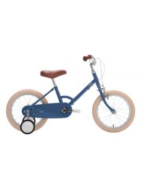 "Little Tokyobike Blue Grey 16"" - 1 LEFT IN SHOP (Tervuren)"