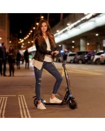 Micro Merlin X4 with handbrake - electric scooter adults