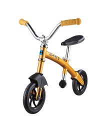 G-Bike Chopper Deluxe Yellow