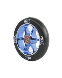 MX Wheel 110mm black/blue