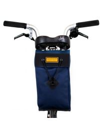 CITY BIKE SADDLE BAG LARGE - NAVY