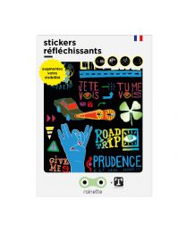 Rainette reflective stickers - CITYSLOW