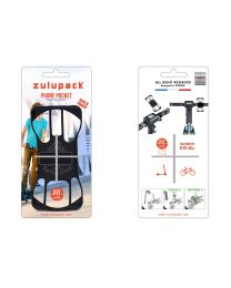 Zulupack Phone holder bike/scooter one size fits all